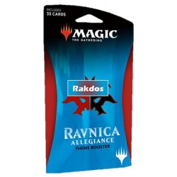mighty-games-Theme Boosters : Ravnica Allegiance (EN)