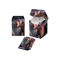 mighty-games-Deck Box - Ikoria Lair of Behemots (ULTRA PRO) 100+
