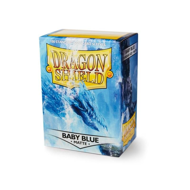 mighty-games-Pochettes Dragon Shield Matte (x100)