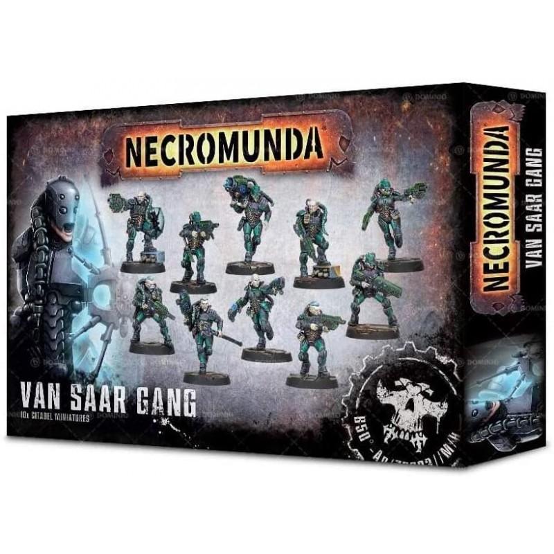 mighty-games-Necromunda - Van Saar Gang