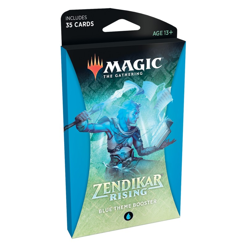 mighty-games-Theme Boosters : Zendikar Rising