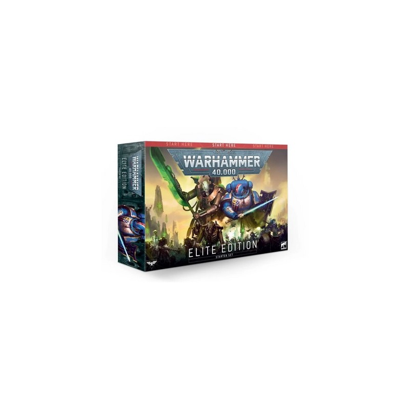 mighty-games-Warhammer 40000 : Édition Élite - Set d'Initiation