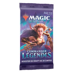 mighty-games-Draft Boosters Commander Legends