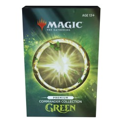mighty-games-Commander collection premium - green