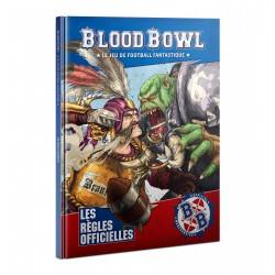 mighty-games-Blood Bowl: Livre de Règles Officielles (Édition Seconde Saison)