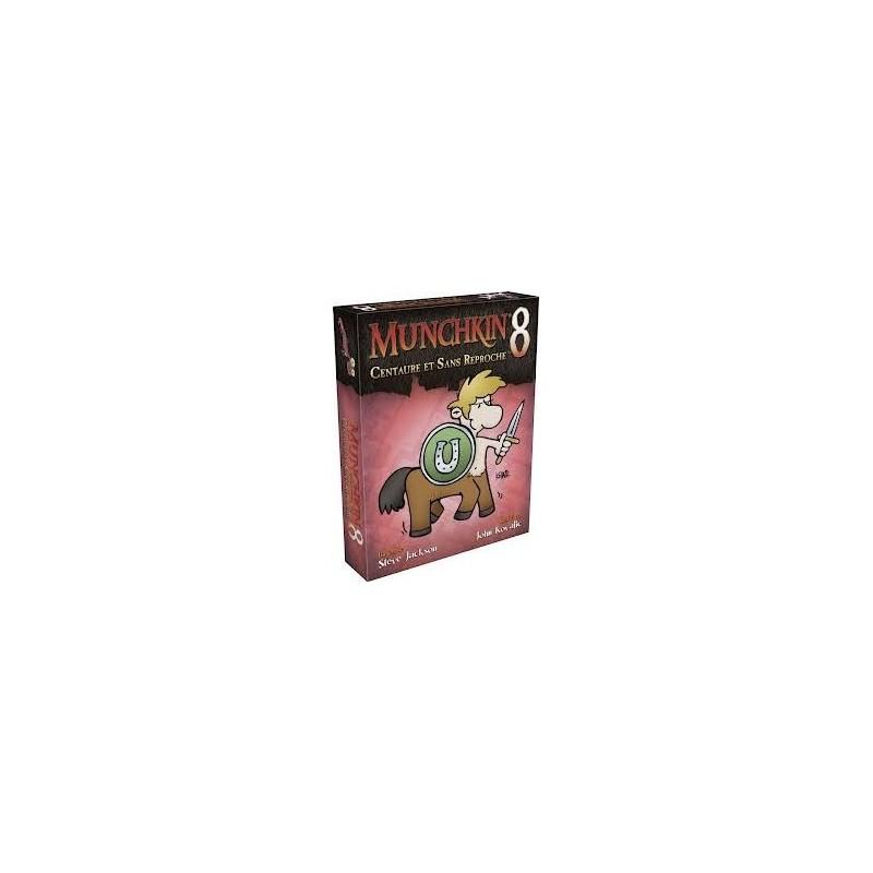 mighty-games-Munchkin 8 - Centaur and Blameless