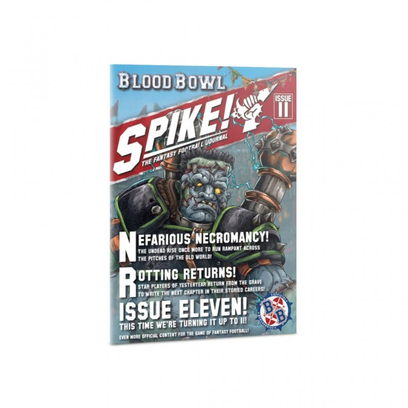 mighty-games-Blood Bowl - Spike ! Journal - Issue 11