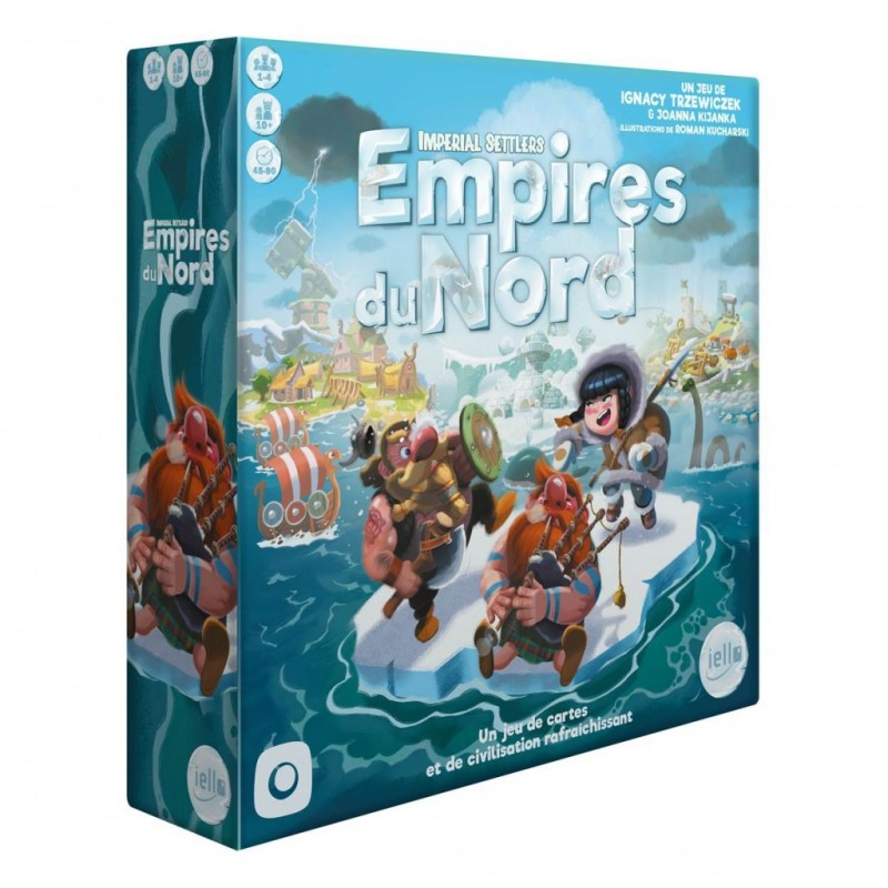 mighty-games-Imperial Settlers Empire du Nord
