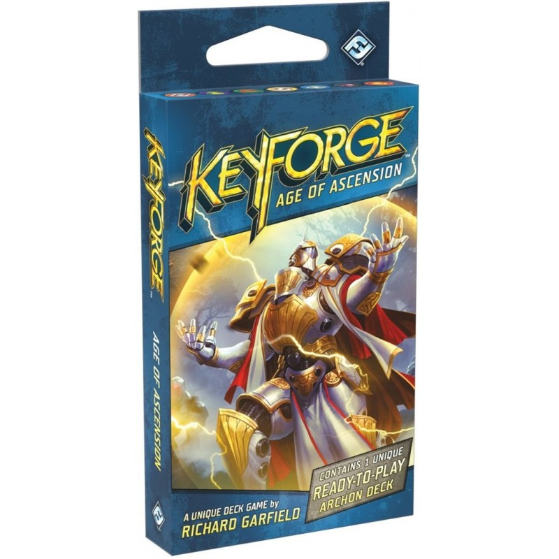 mighty-games-Deck - Keyforge the Age of Ascension