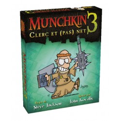 mighty-games-Munchkin 3 - Clerc et (pas) net