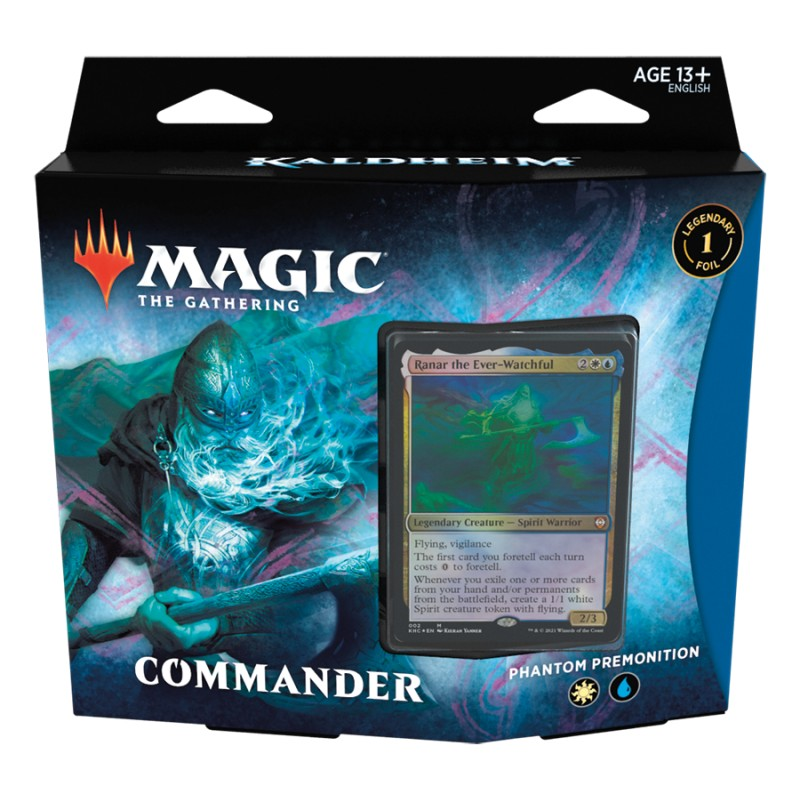 mighty-games-Deck Commander Kaldheim - Phantom Premonition