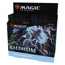 mighty-games-Collector Booster Box Kaldheim