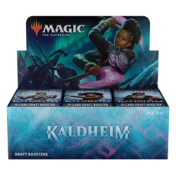 Box of 36 Kaldheim Draft Boosters