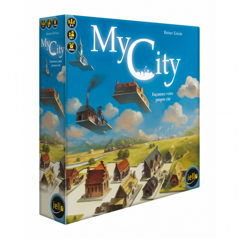 mighty-games-My City - Shape Your Own City