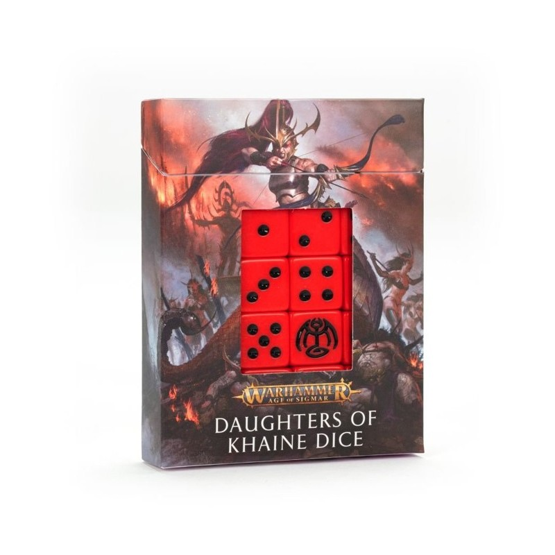 mighty-games-Daughters of Khaine dice set
