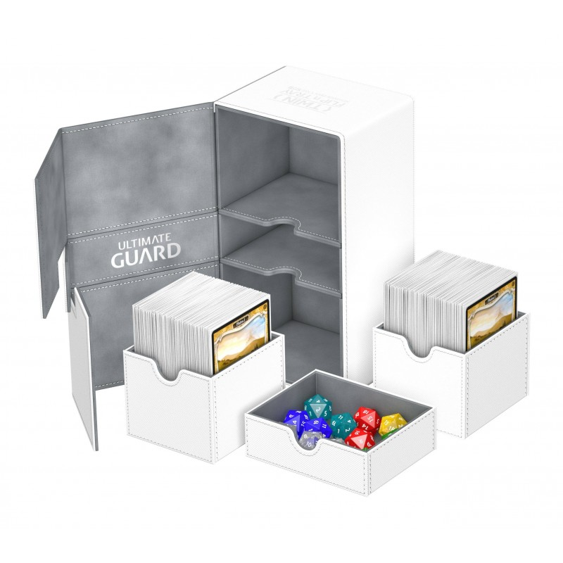 mighty-games-Ultimate Guard - Twin Flip'n'Tray XenoSkin Deck Case 200