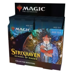 mighty-games-Collector Booster Box Strixhaven + BUY A BOX !!!