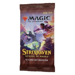 mighty-games-Set Booster Box Strixhaven + BUY A BOX !!!