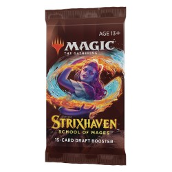 mighty-games-Draft Booster Box Strixhaven + BUY A BOX !!!