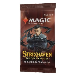 mighty-games-Draft Booster Strixhaven