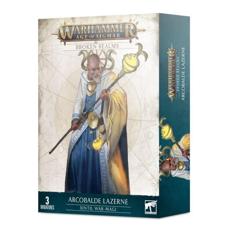 mighty-games-Broken Realms: Arcobalde Lazerne – Xintil War-Magi