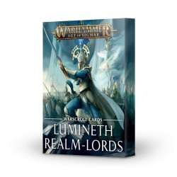 mighty-games-Cartes de Chartes d'Unité: Lumineth Realm-lords
