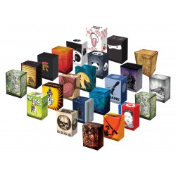 Illustrated Legion Deck Box...