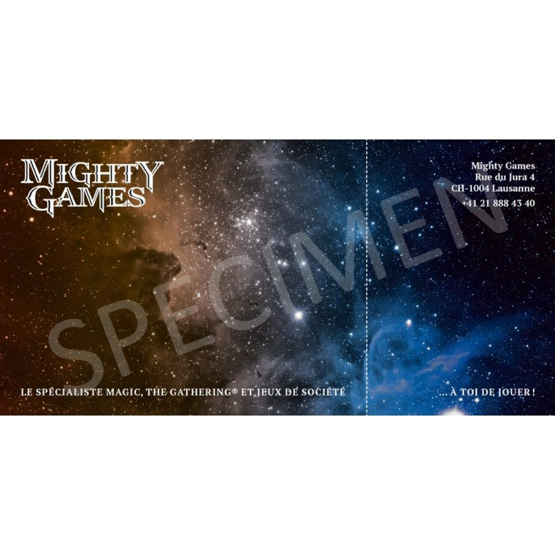 mighty-games-Gift voucher - CHF 50