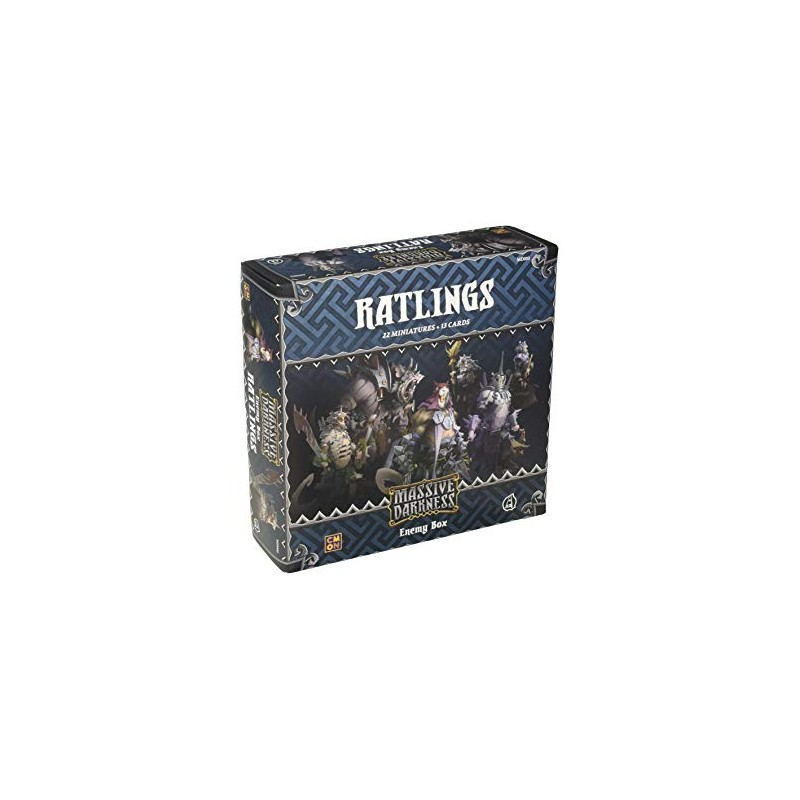 mighty-games-Massive Darkness - Ratlings