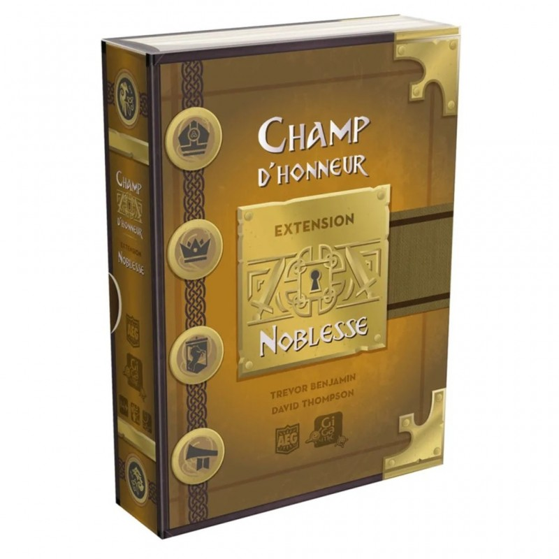 mighty-games-Champ d'Honneur - Noblesse