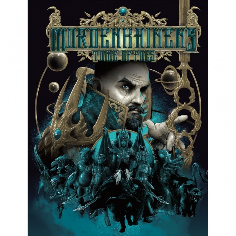 mighty-games-D&D - Mordenkainen's Tome of Foes - Limited Edition
