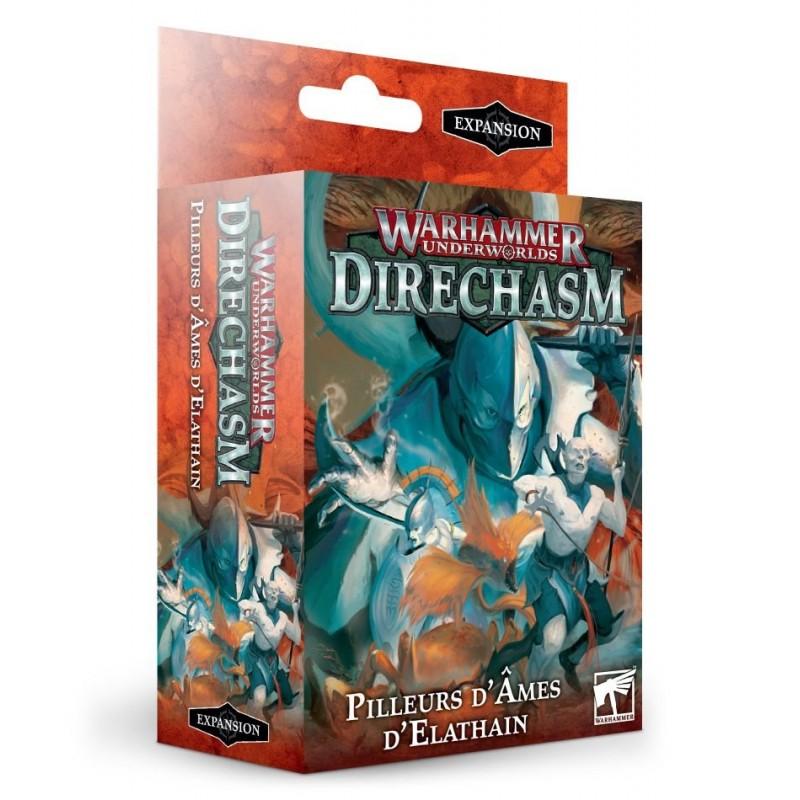 mighty-games-Warhammer Underworlds: Direchasm – Elathain's Soulraid