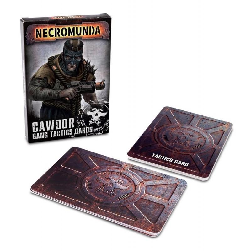 mighty-games-Necromunda - Cawdor Gang Tactics Cards