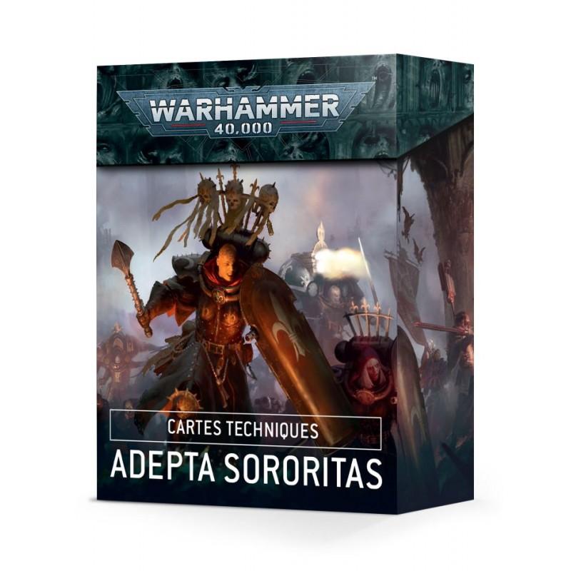 mighty-games-Adepta Sororitas: Data Cards