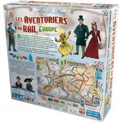 mighty-games-Les Aventuriers du Rail - Europe