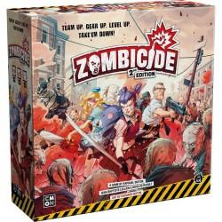 mighty-games-Zombicide 2ème Edition + Danny Trejo Badass Survivor & Zombies Set