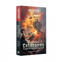 mighty-games-Warcry Catacombs: Blood of the Everchosen (Paperback)