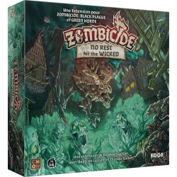 Zombicide - No Rest for The...