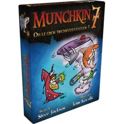 Munchkin 7 - Oh le Gros...