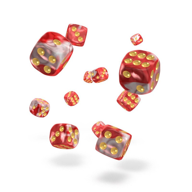 mighty-games-GEMIDICE - Oakie Doakie Dice - 36 dés D6 de 12 mm