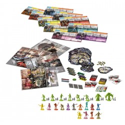 mighty-games-Zombicide - Toxic City Mall