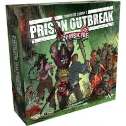 mighty-games-Zombicide Saison 2 - Prison Outbreak
