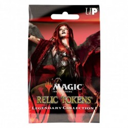 mighty-games-Ultra Pro - MTG Relic Tokens - Legendary Collection Pack
