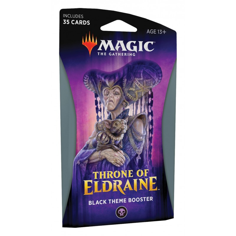 mighty-games-Theme Boosters : Throne of Eldraine (EN)