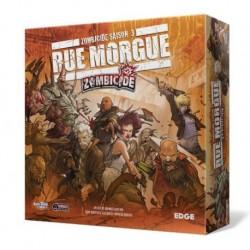 mighty-games-Zombicide Season 3 - Morgue Street