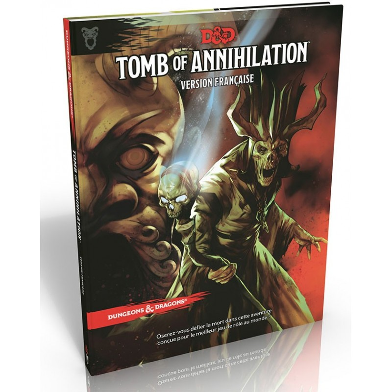 mighty-games-Dungeons & Dragons 5e - La Tombe De L'Annihilation
