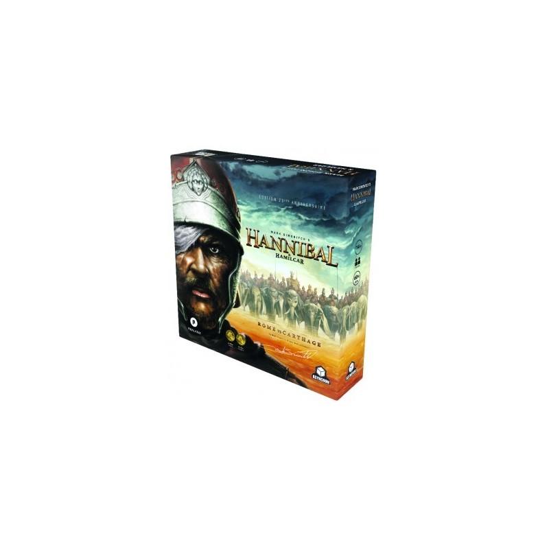 mighty-games-Hannibal & Hamilcar - Edition 20e Anniversaire