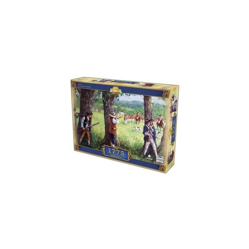 mighty-games-1775 - La Révolution Américaine
