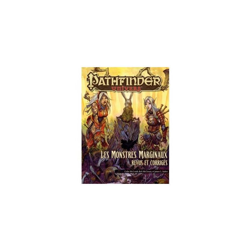 mighty-games-Pathfinder Univers - Les Monstres Marginaux Revus et Corrigés