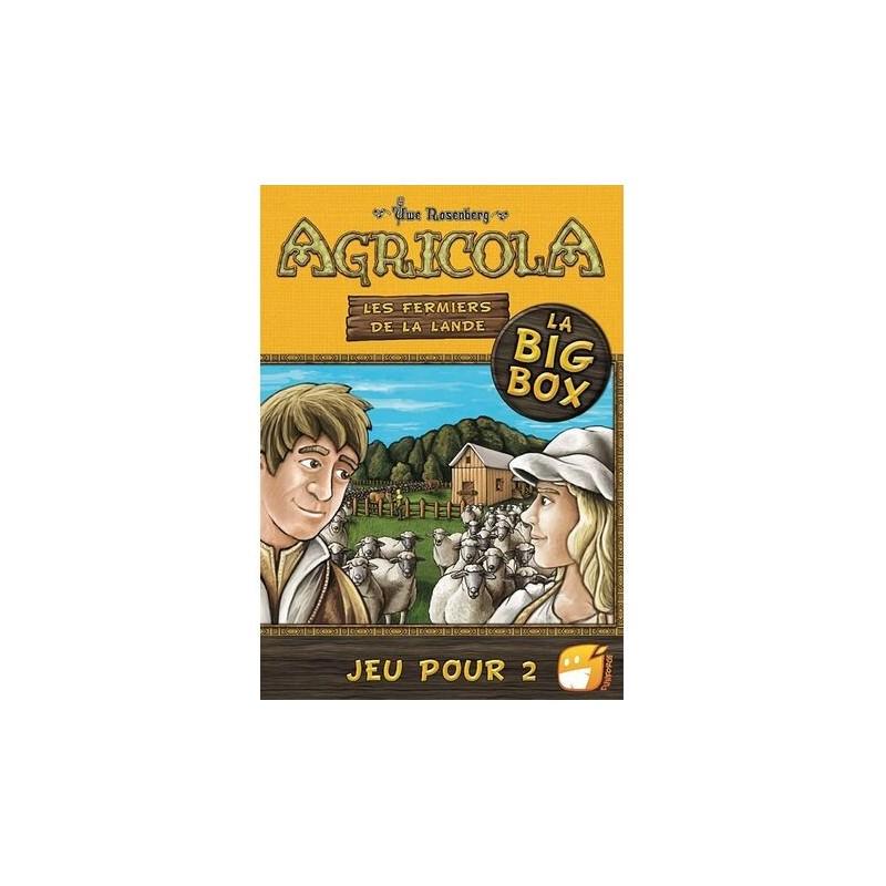 mighty-games-Agricola Big Box 2 Joueurs - Les Fermiers de la Lande